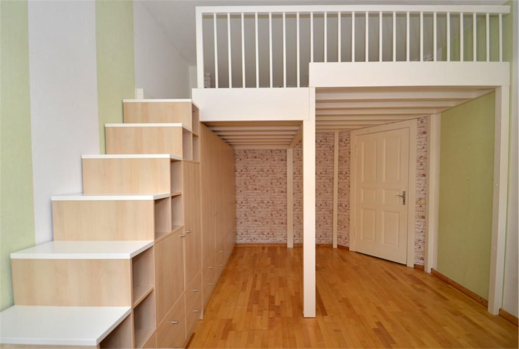Holzdesign jan klamet tischlerei aus meisterhand - Treppe hochbett ...
