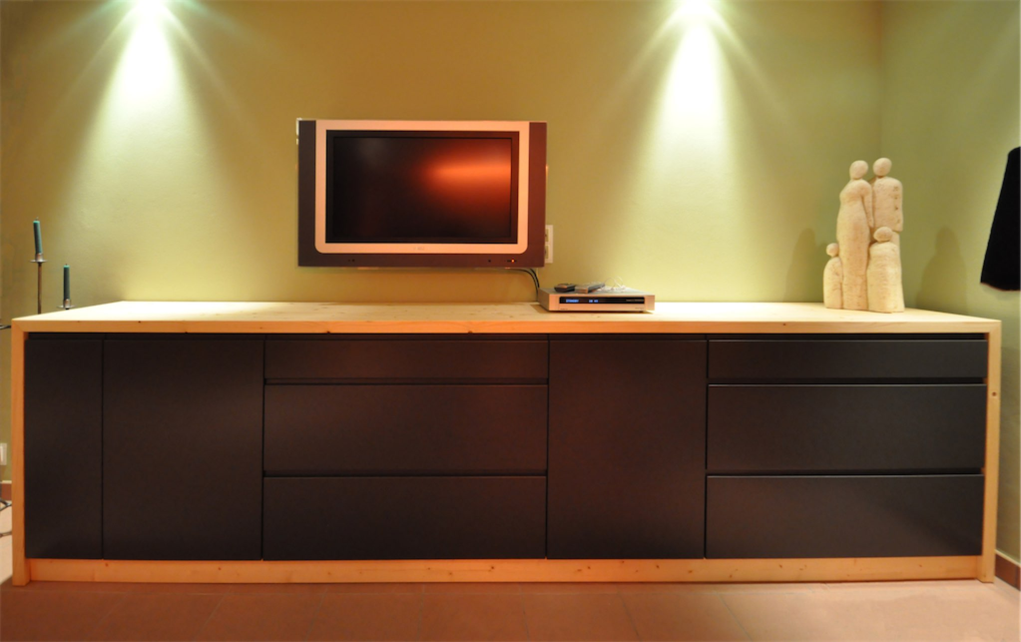 Sideboard in MDF